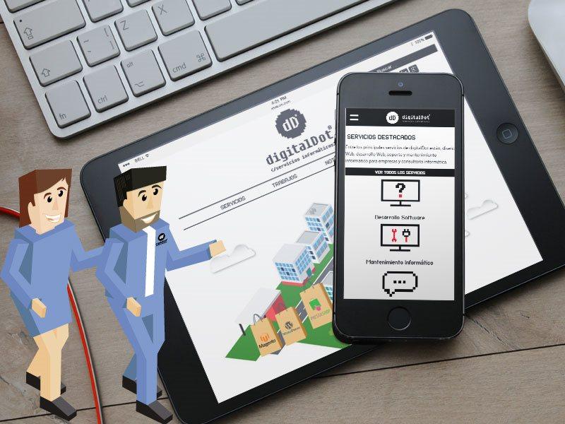 Mobile First. Usabilidad móvil y posicionamiento web