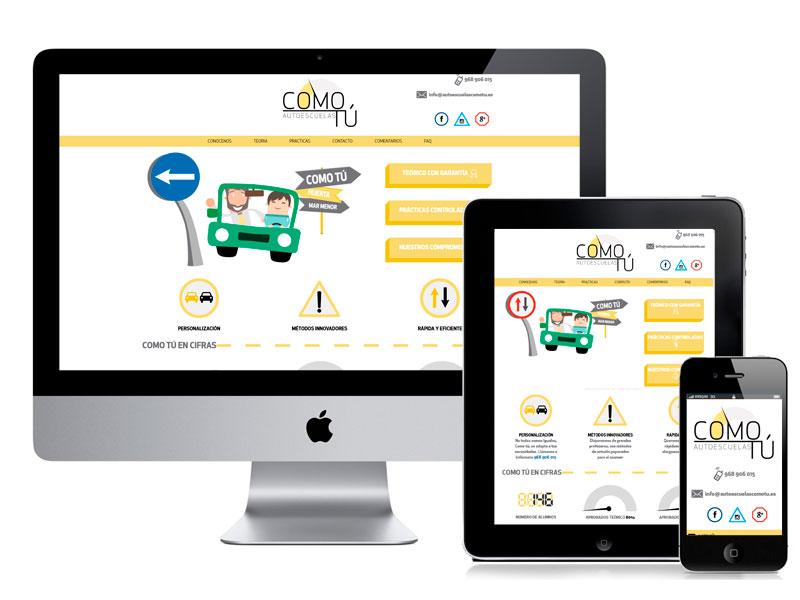 Diseño web por digitalDot