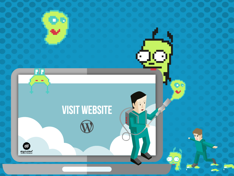 Mantenimiento WordPress. digitalDot Murcia
