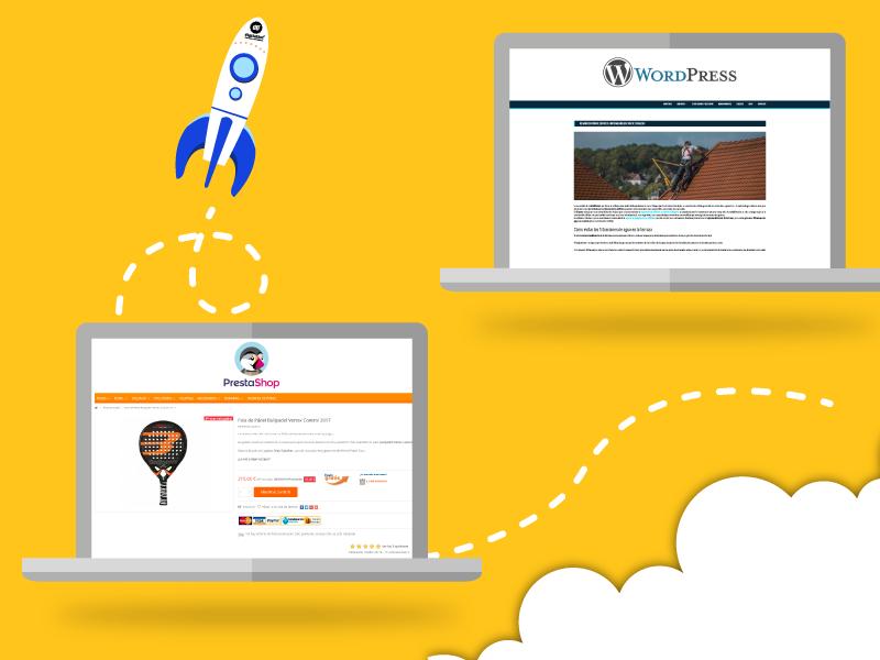Incluir Blog de WordPress en Prestashop. digitalDot