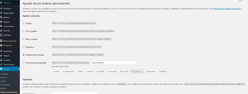 Posicionamiento SEO WordPress