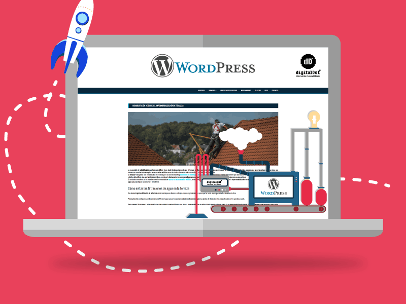 Plugin Yoast Seo para WordPress. digitalDot