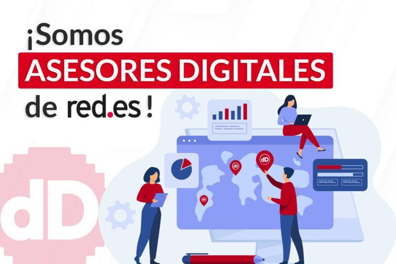 digitalDot, Asesores Digitales de Red.es