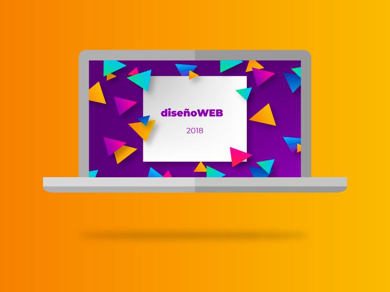 Tendencias en diseño web 2018. digitalDot