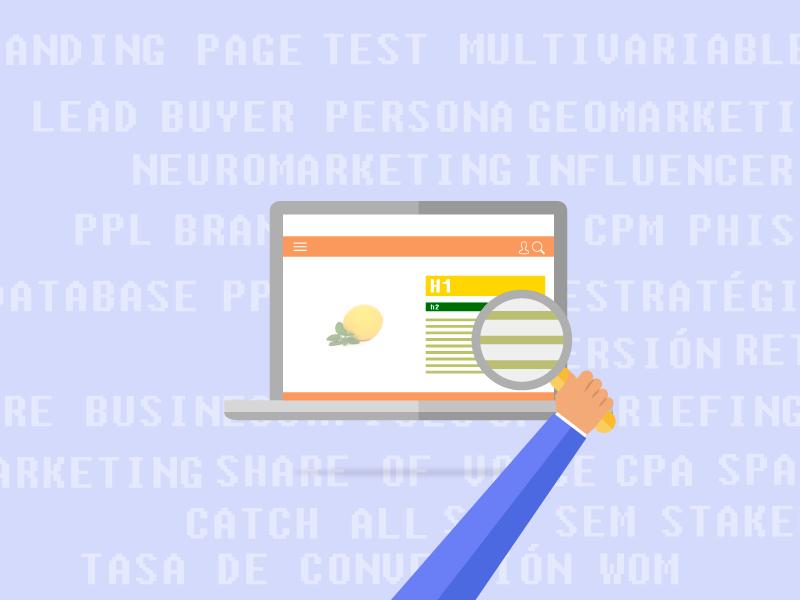 keyword posicionamiento web