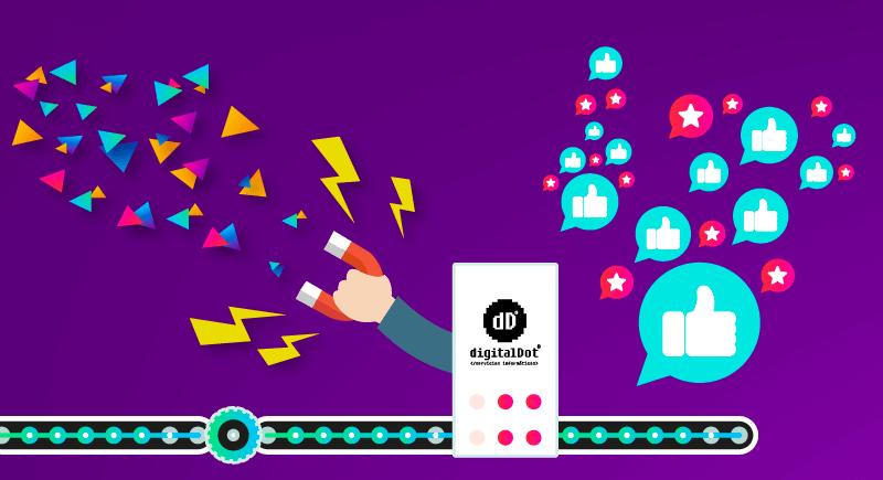 Mejorar los clientes con las Redes Sociales