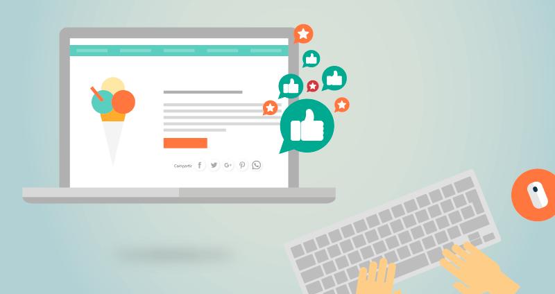 Módulo de Prestashop para compartir en Redes Sociales