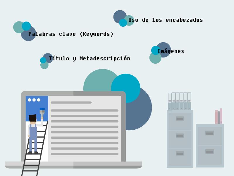 SEO para diseñadores web. digitalDot