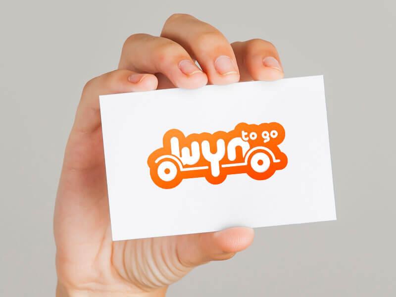 Diseño gráfico del logotipo de WynToGo