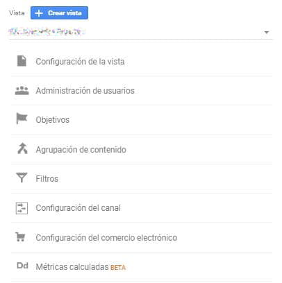 Configurar Analytics ecommerce