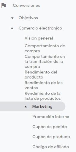 Conversiones ecommerce