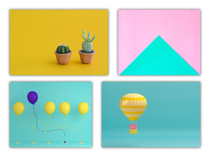 Tendencias diseño web. Minimalismo
