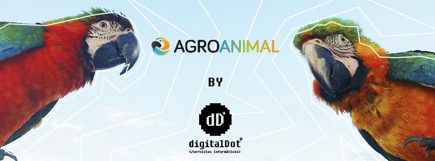 Diseño tienda online Agroanimal. digitalDot