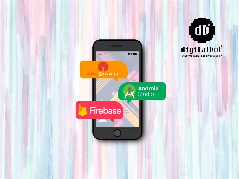 Integración notificaciones push en app. digitalDot