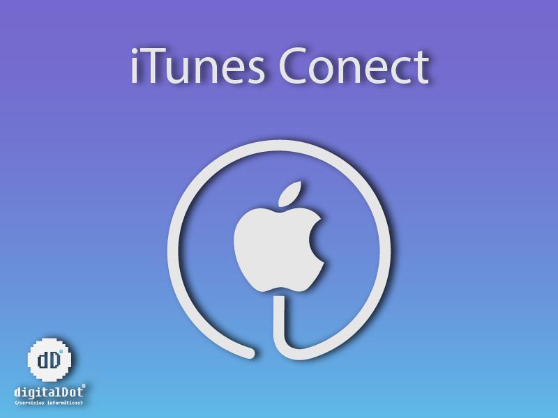Subir app iOS a Store. digitalDot