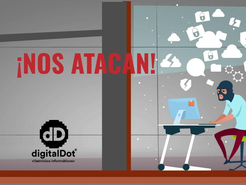 Protege Joomla de ciberataques. digitalDot