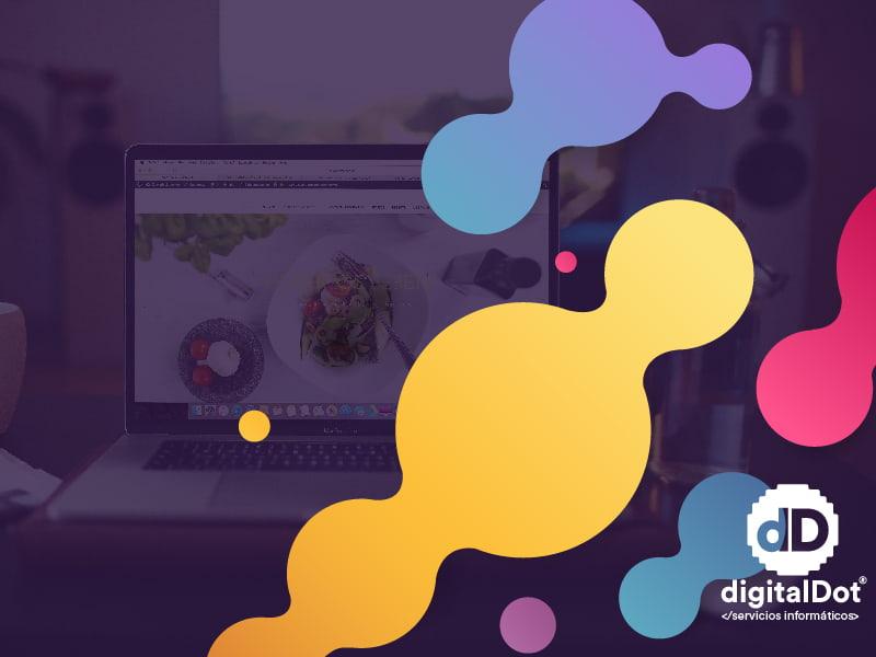 Crear página de aterrizaje con WordPress. digitalDot