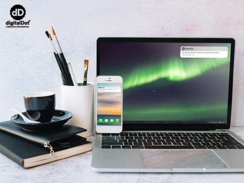 Empresa de Desarrollo PWA. digitalDot