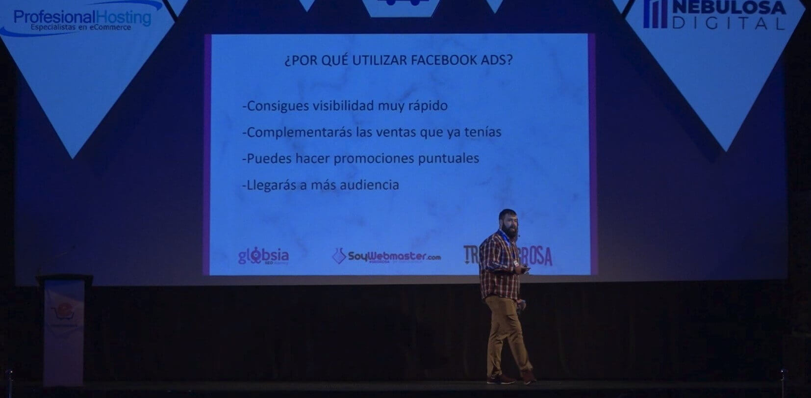 David Ayala y Facebook Ads. digitalDot
