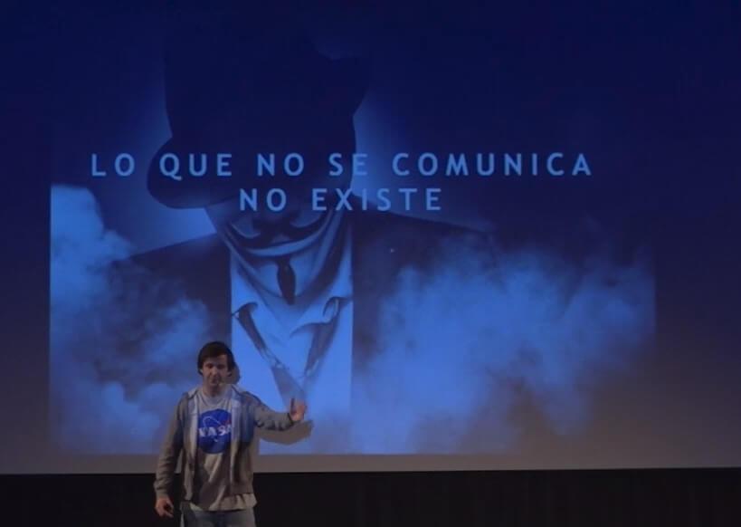 Ricardo Llamas econference Almeria. digitalDot