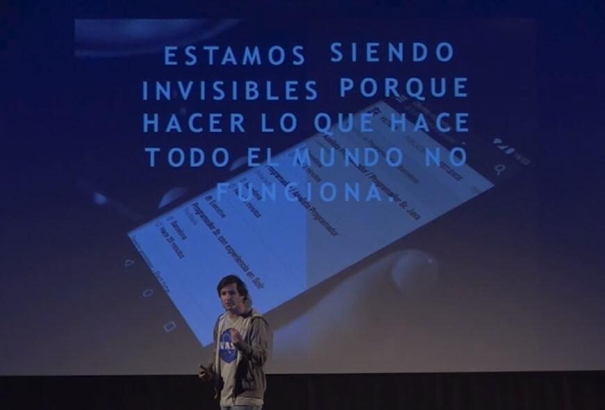 Ricardo Llamas Econference Almería 2019. digitalDot