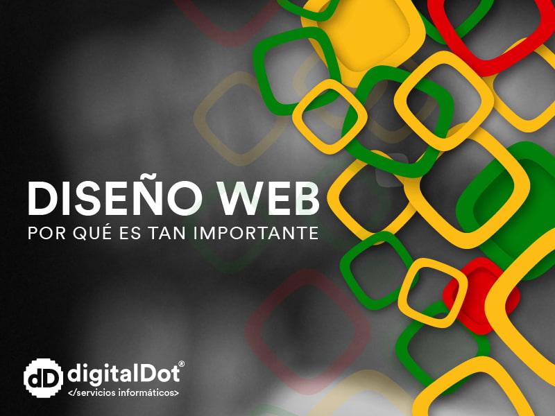 Diseño web y posicionamiento. digitalDot