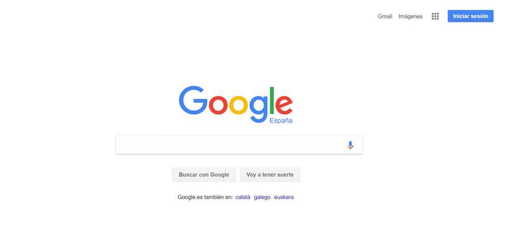 Buscador de Google. digitalDot