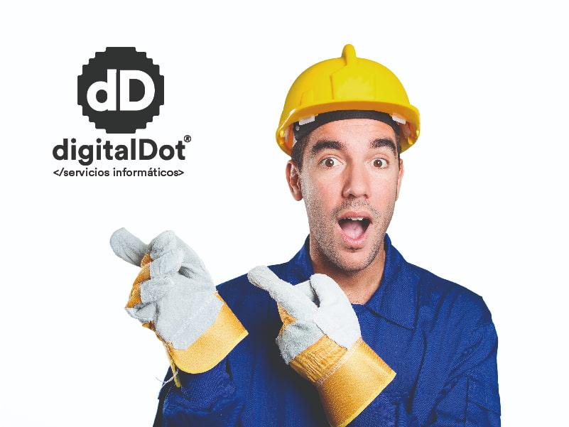 Desarrollo tienda online Bricoferro. digitalDot