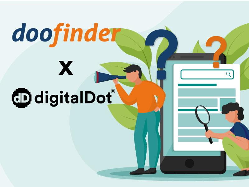 digitalDot partners buscador Doofinder