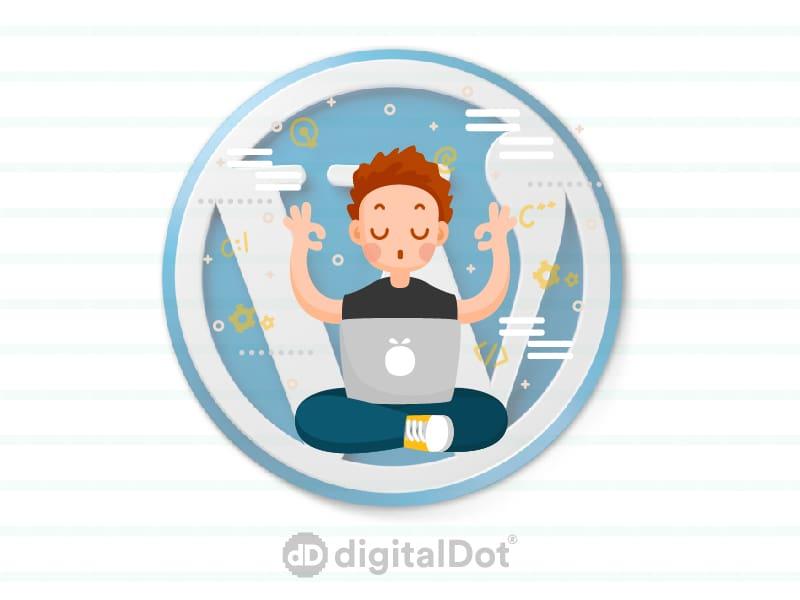 Desinfectar WordPress. digitalDot