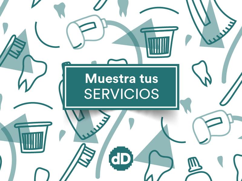 Diseño páginas web de clínicas dentales. digitalDot