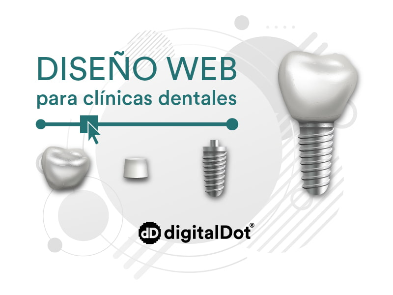 Diseño web para clínicas dentales