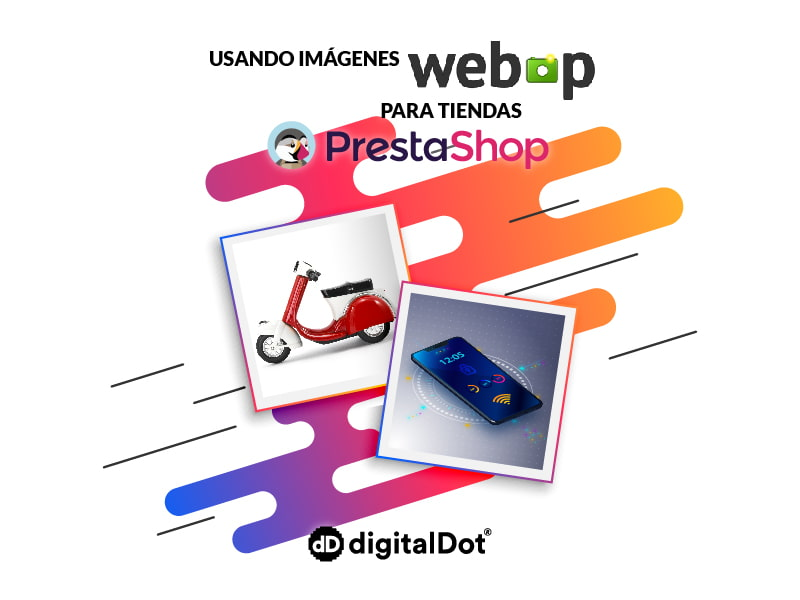 Imágenes webP para tiendas Prestashop