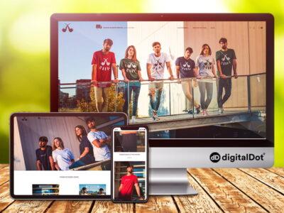 Diseño y desarrollo tienda Online Ekolumahoe