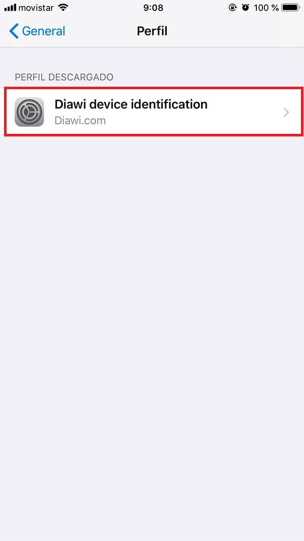 instalar udid permisos ios app