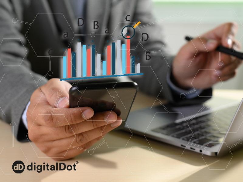 Analytics Firebase. digitalDot