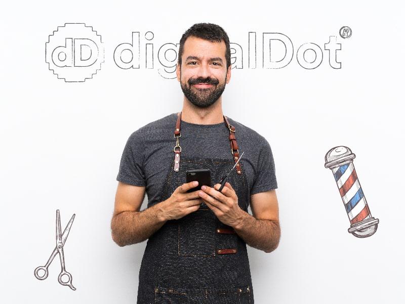 Aplicaciones móviles para peluquerías