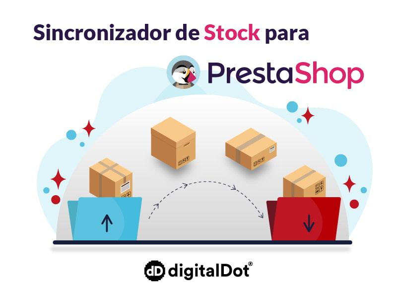 Sincronizador de stock para Prestashop