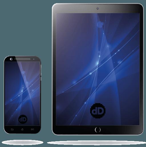 Resolución móvil y tablet