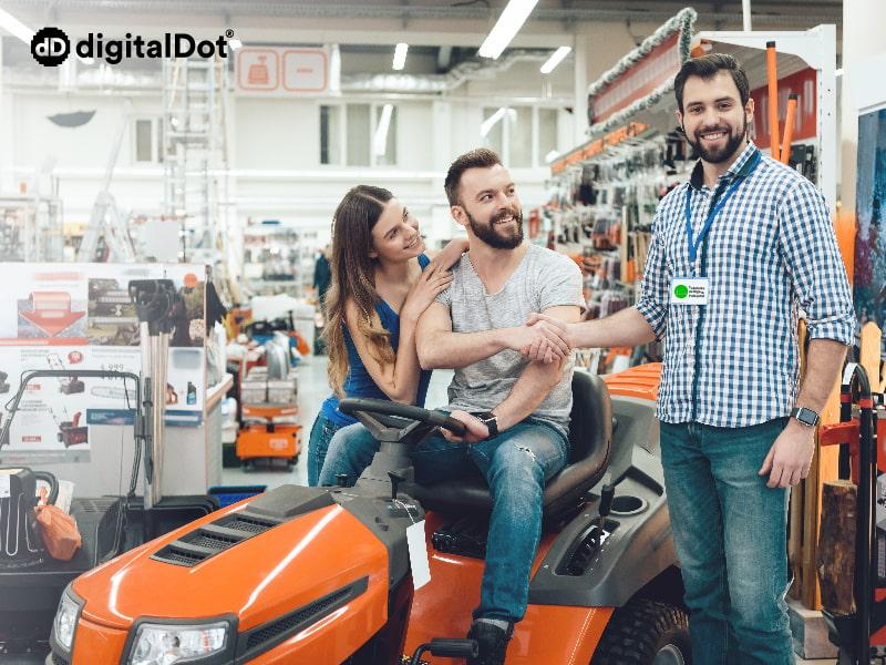 Diseño tienda online Ardely. digitalDot