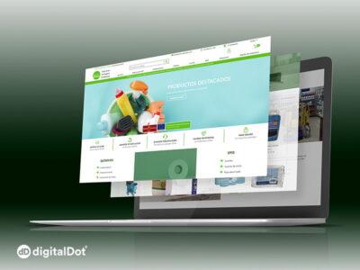 Diseño tienda online Ardely