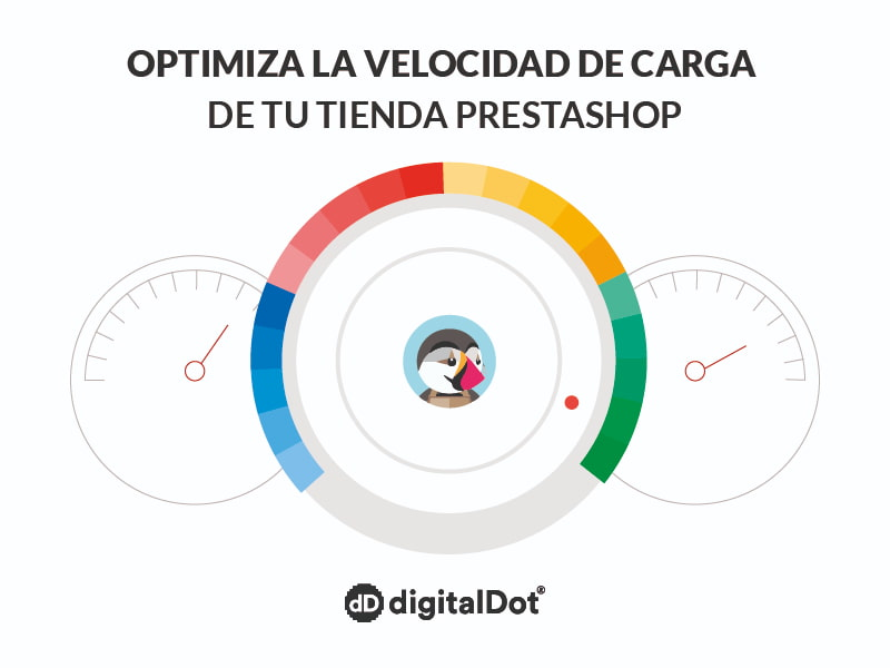 Mejorar la velocidad de tienda online Prestashop