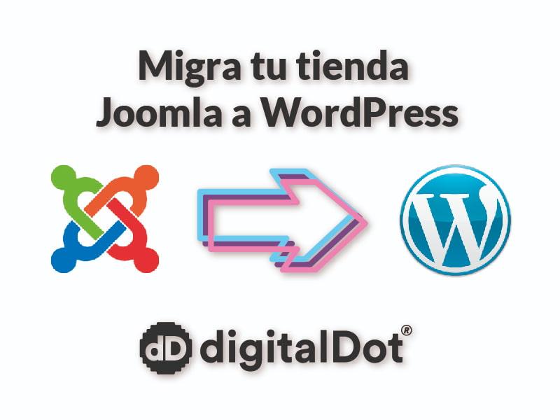 Migrar Joomla a WordPress