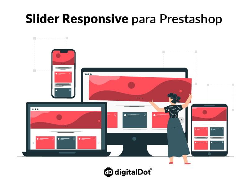 Slider con Responsive Image para Prestashop