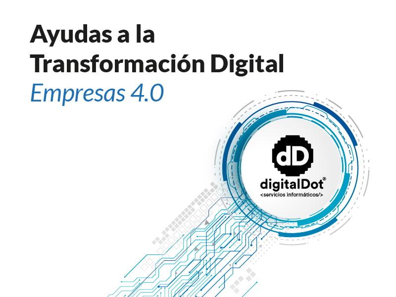 Ayudas a la digitalización empresarial