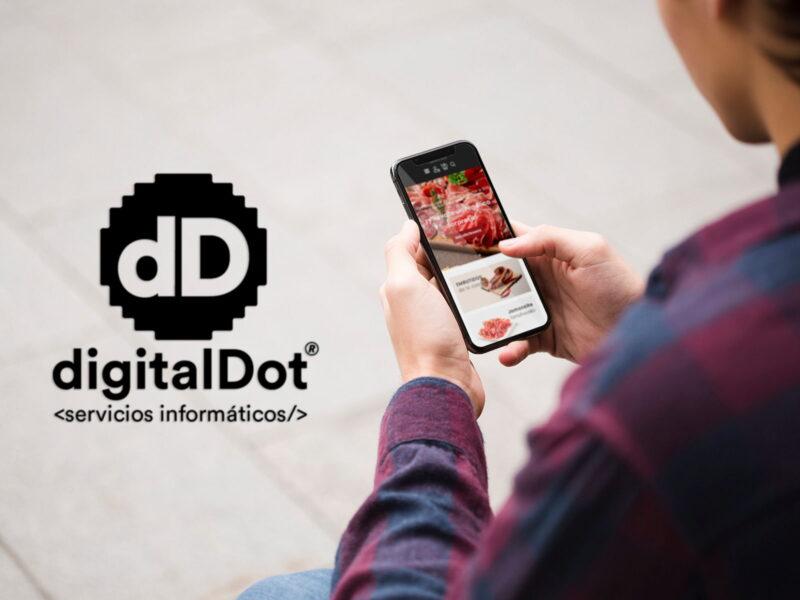 Mejor tienda online. digitalDot