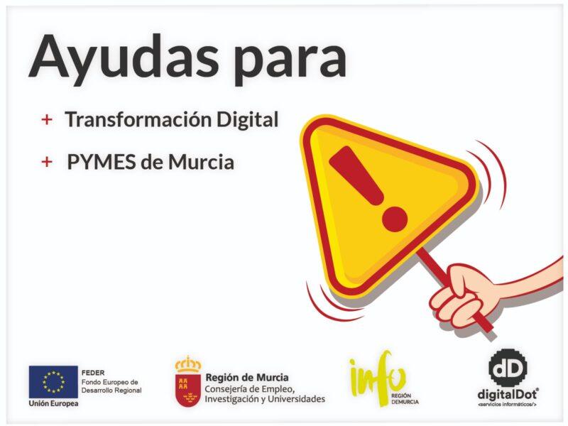 Ayudas para pymes en Murcia