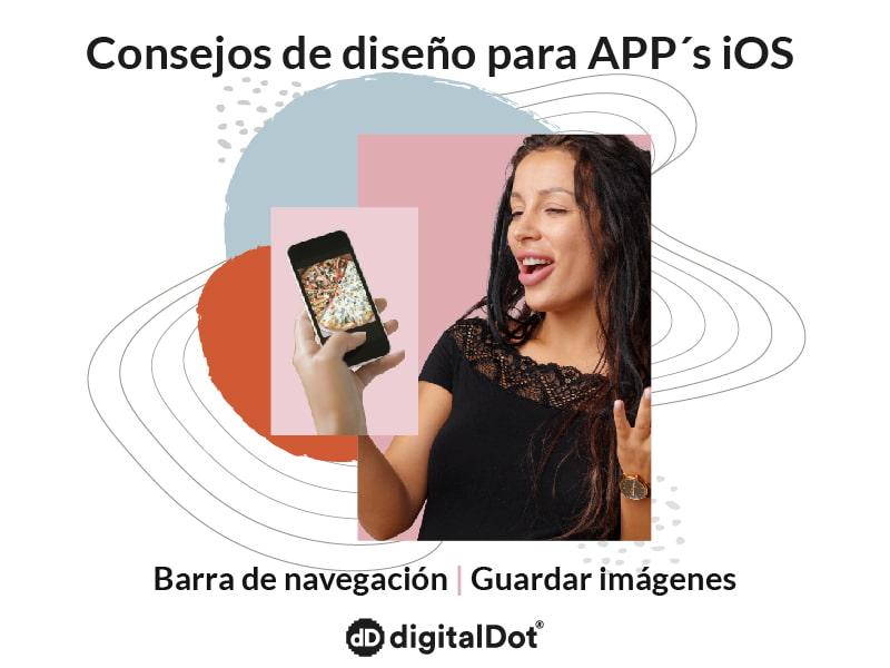 Consejos de diseño de aplicaciones móviles para iOS