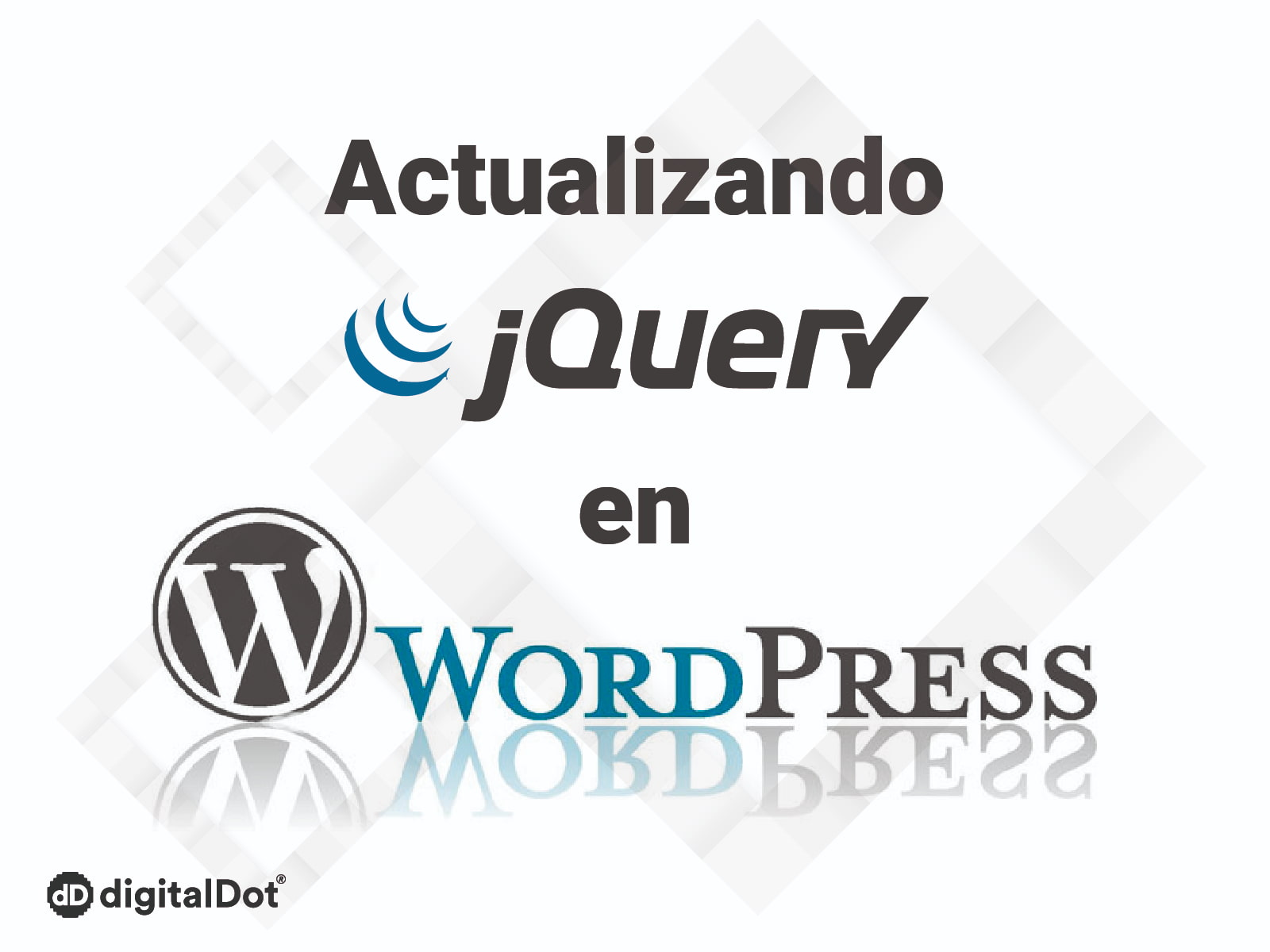 3 formas de actualizar jQuery en WordPress 5.5