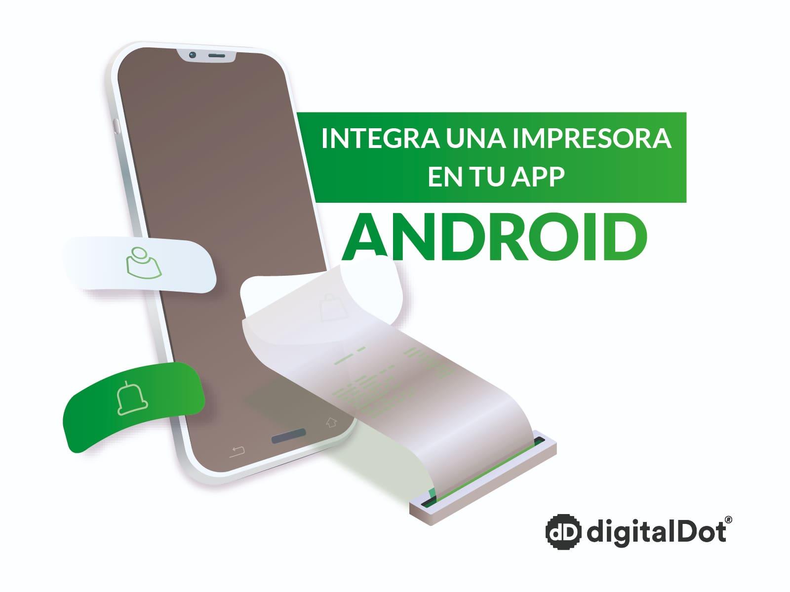 Cómo integrar una impresora para una aplicación Android